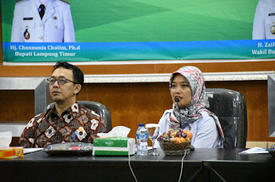 Nunik Pimpin Rakor Peristiwa Talangsari 1989 dan Upaya Pemulihan Hak Korban Pelanggaran HAM Berat