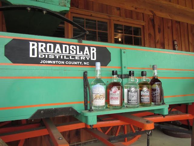 Broadslab  Distillery in Johnston County, N.C