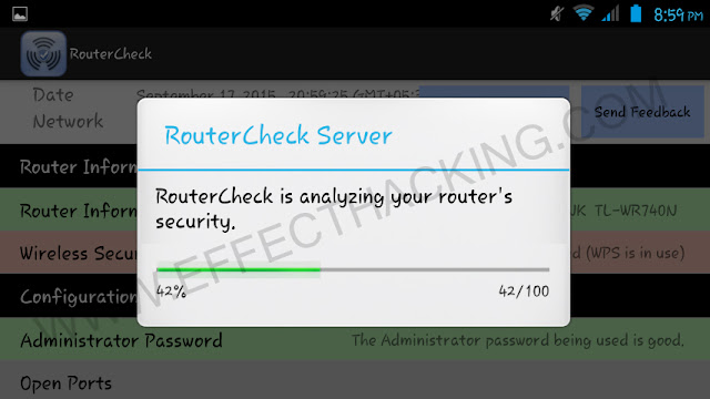 RouterCheck 3