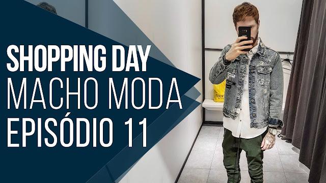 SHOPPING DAY MACHO MODA  10 - Fui BARRADO na Zara!!! Tendências Masculinas  para a PRIMAVERA 2017 - Roupa de Homem 76120e7664306