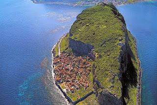 Monemvasia, Yunani
