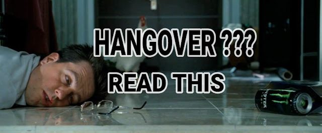 How to prevent hangover