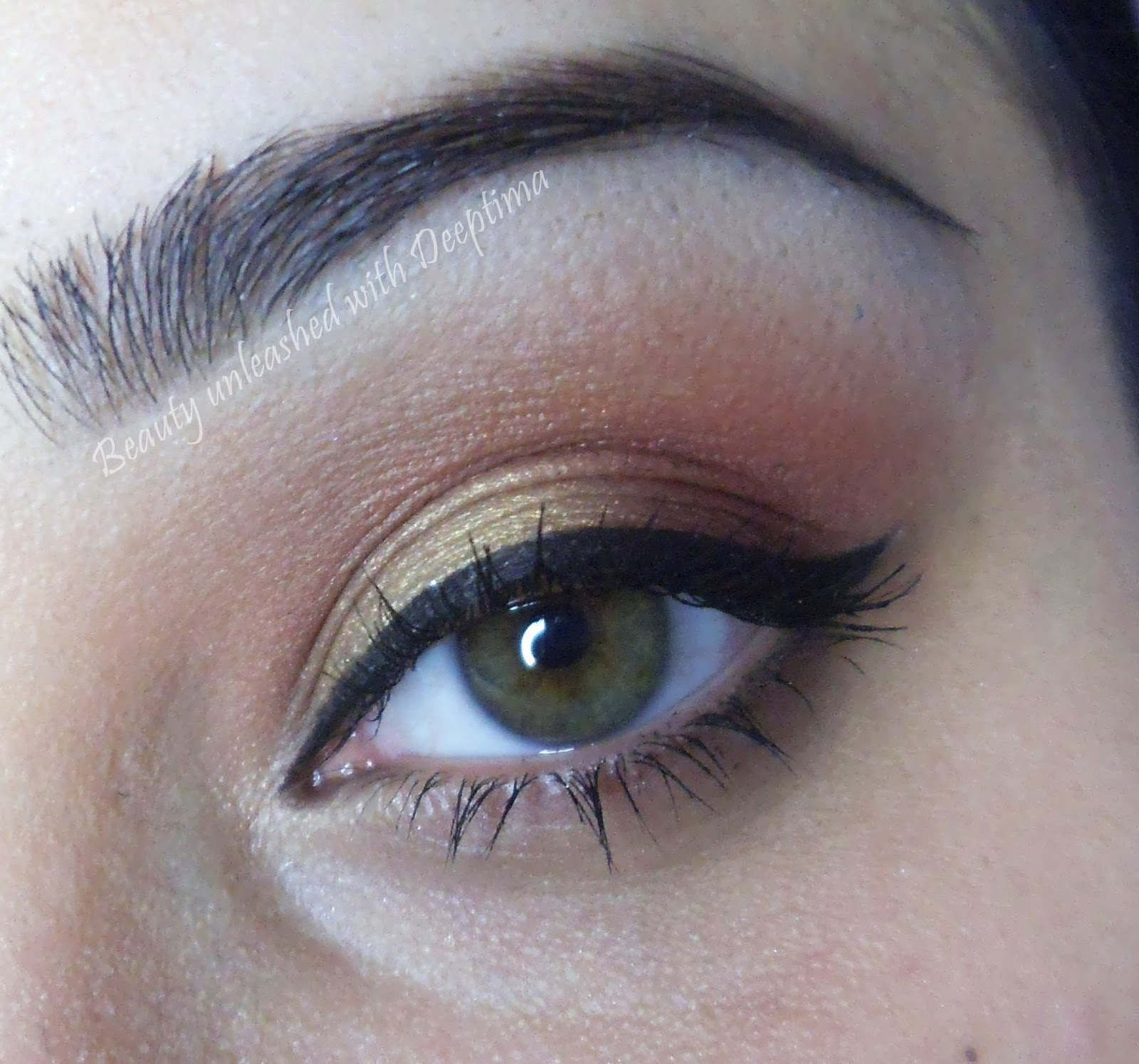 Indian Party Eye Makeup - Mugeek Vidalondon
