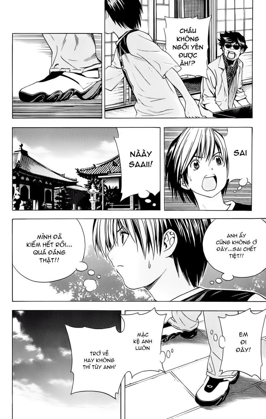 Hikaru No Go hikaru no go chap 126 trang 15