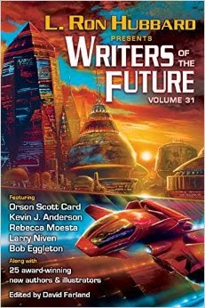 Review - L. Ron Hubbard Presents Writers of the Future: Volume 31