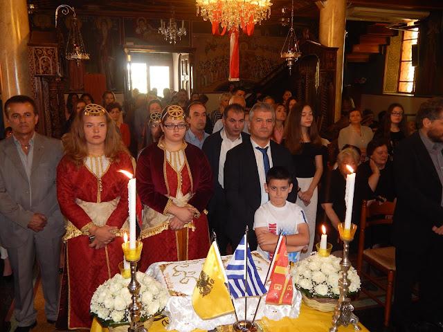 Συγκίνηση στο μνημόσυνο στη μνήμη της σφαγής του Ποντιακού Ελληνισμού, στη Θήβα (Φωτο)