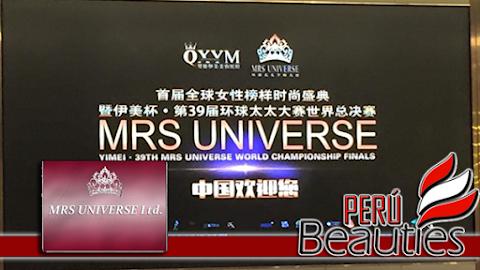 MRS UNIVERSE 2016 | Organización da la bienvenida a las candidatas