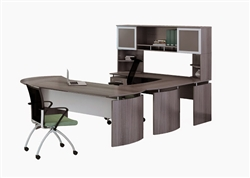 Discount Gray Desk