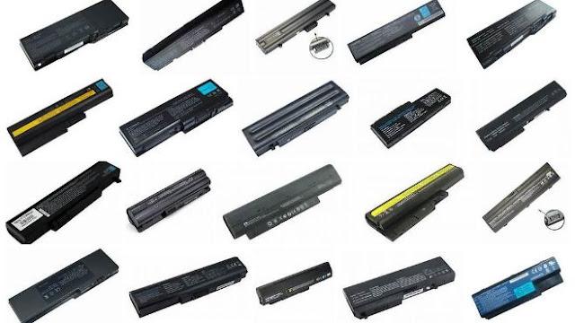 Penjelasan Detail Mengenai Baterai Laptop Dan Kegunaannya