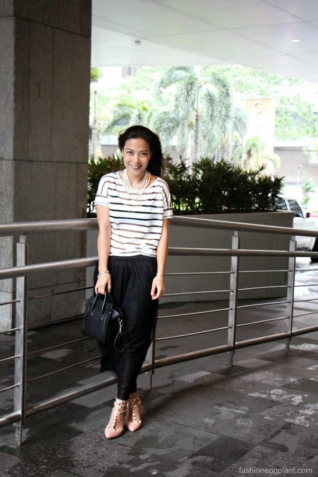 e027fe10977 tulle skirt street style