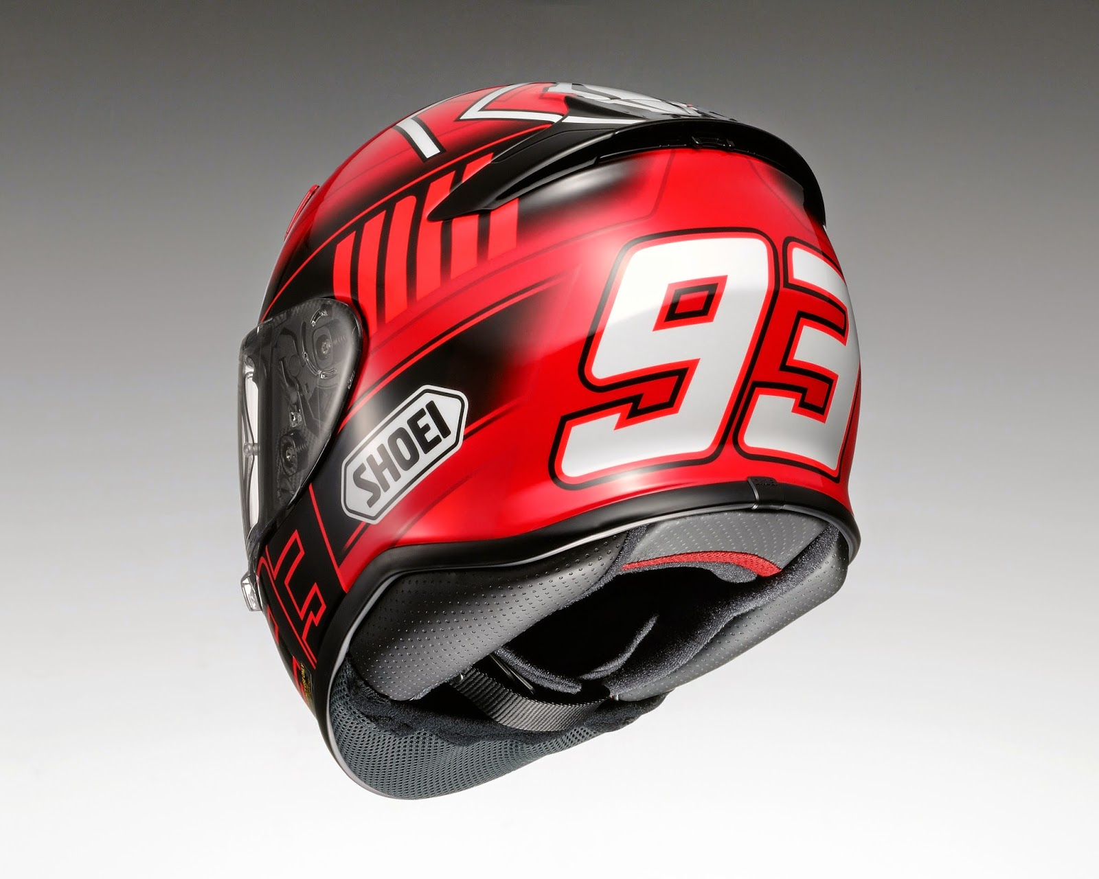 Champion Helmets New 2015 Shoei Marc Marquez Helmets