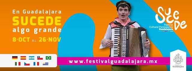 festival cultural sucede guadalajara 2016