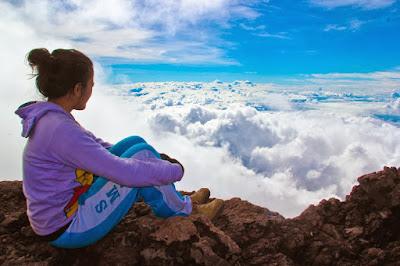 Kumpulan Foto Gunung Slamet Yang Memukau Mata