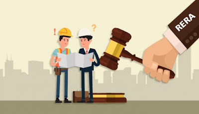 RERA Court Fines Krishna Builder Of Muskan Heights