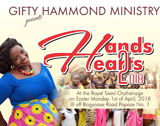 Gifty Hammond's Hands To Heart Foundation