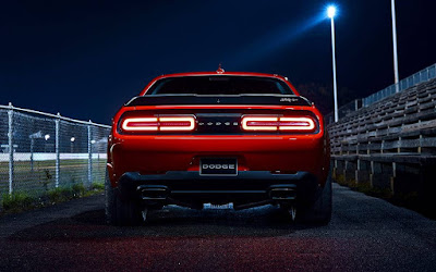 Everything you need to know about the Dodge Challenger Demon 2017 !!!