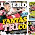 Imprensa peruana destaca três gols de Guerrero