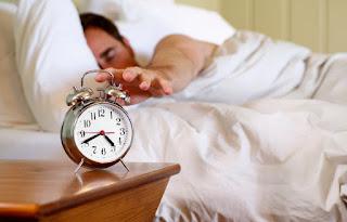 gambar bilangan jam diperlukan untuk seorang dewasa tidur