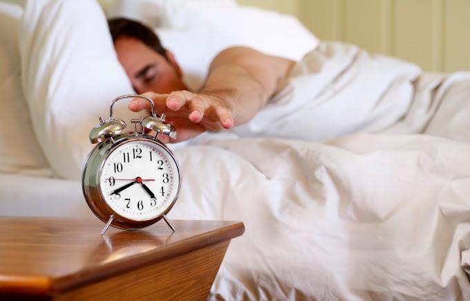 Cara Tidur Rasulullah Sollallahu Alaihi Wassalam
