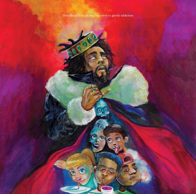 Listen to J. Cole's new 'KOD' album and watch his new 'ATM' video