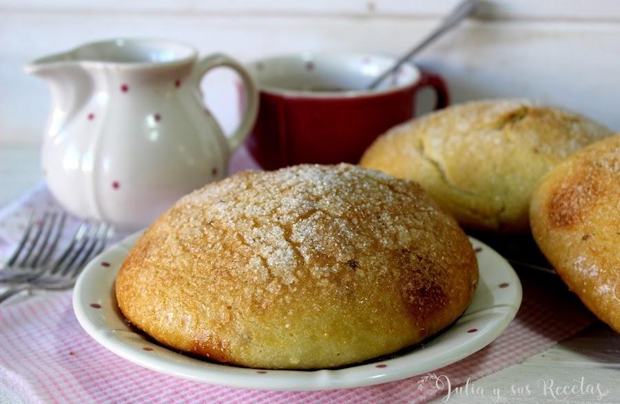 Ochíos dulces de Jaén. Julia y sus recetas
