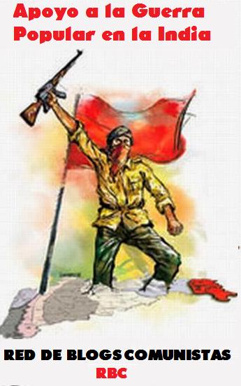Resultado de imagen de red de blogs comunistas naxalitas