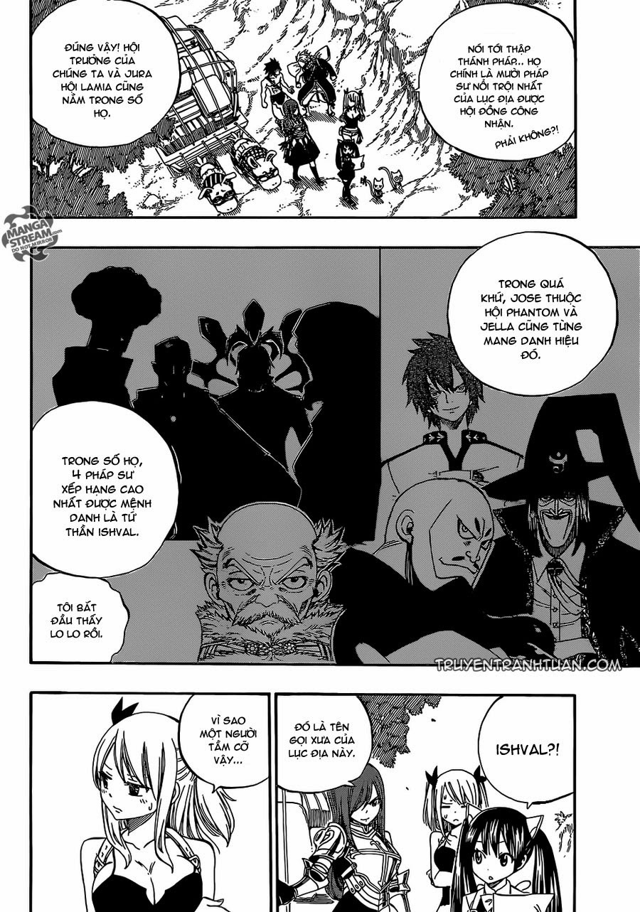 Fairy Tail Chap 345