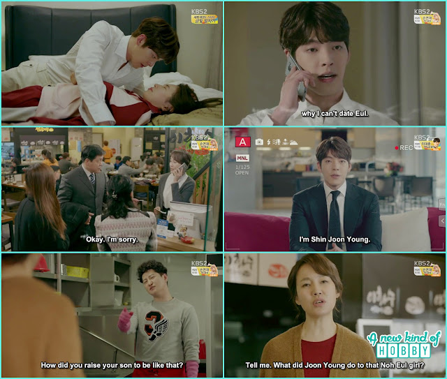 joon young call his mother for dating eul - Uncontrollably Fond - Episode 14 Review