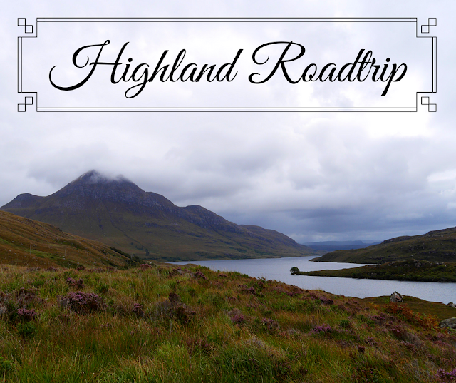 Scottish Highland Road Trip Loop