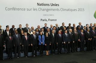 Klimaatakkoorden, Parijs