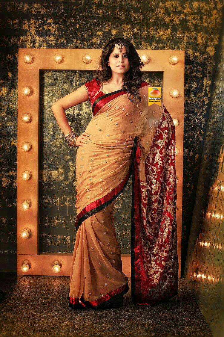 Sai Tamhankar Beautiful Pics In Saree  Cute Marathi -4927