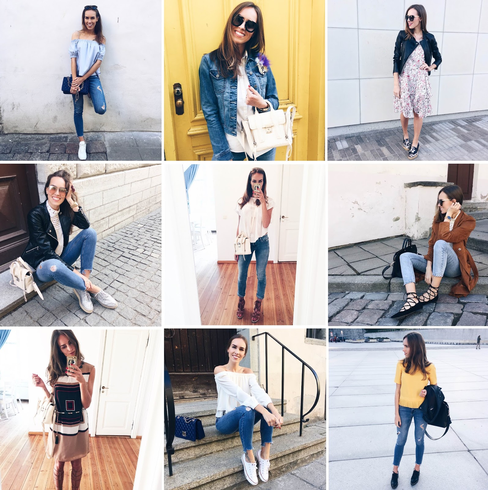 kristjaana instagram outfits