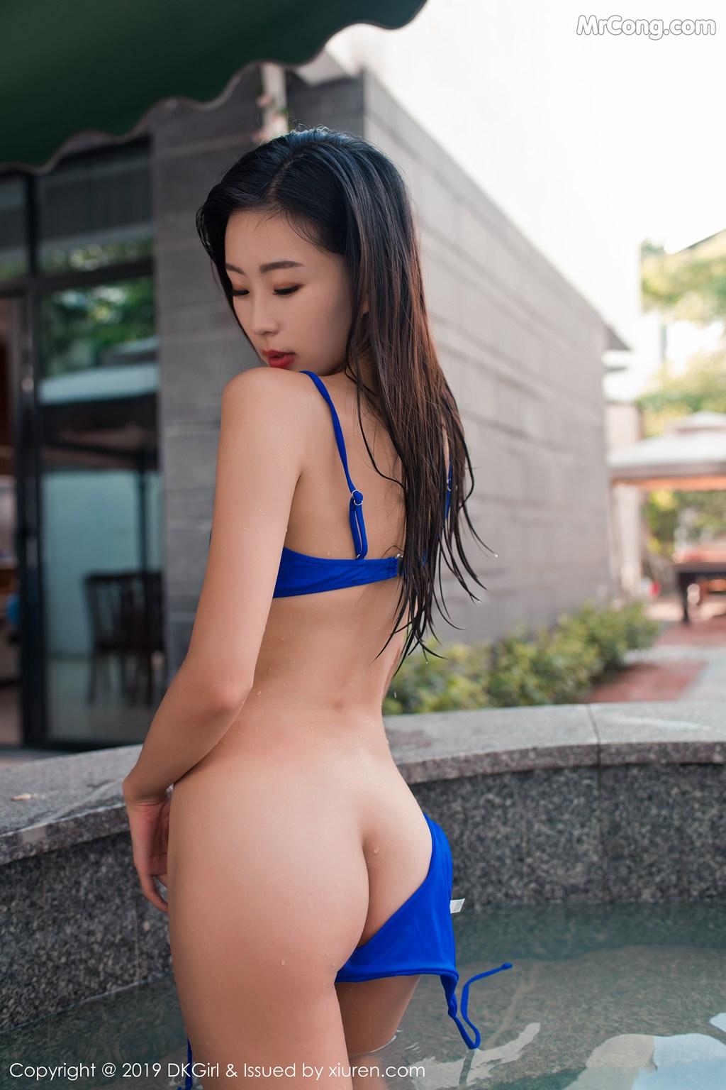 Image DKGirl-Vol.119-Alice-MrCong.com-020 in post DKGirl Vol.119: 小子怡Alice (38 ảnh)
