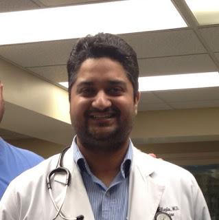 Doctor Abhishek Kapila MD