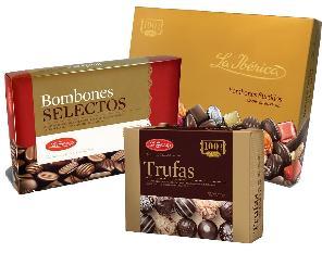 Chocolates for La iberica precios