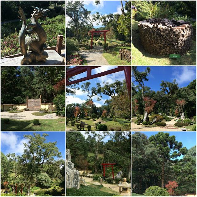 Parque Amantikir, jardins que falam (Campos do Jordão-SP)
