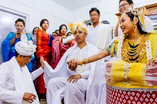 Manipuri Wedding