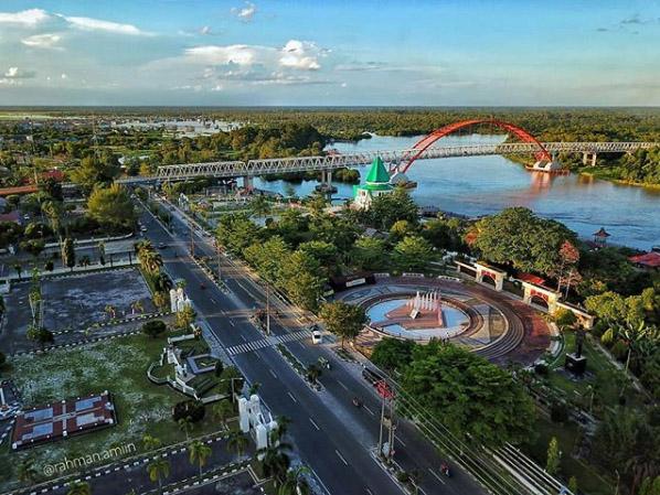 lokasi Tugu Soekarno