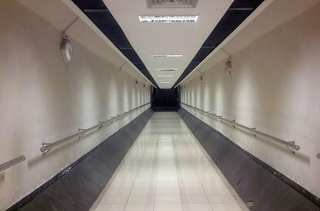 lorong bawah tanah terowongan simpang lima gumul
