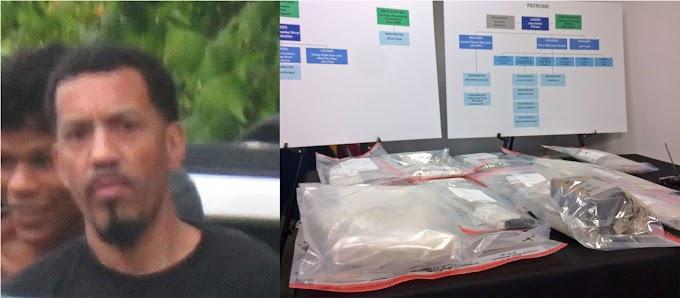 Juez federal niega fianza a dominico italiano acusado de dirigir masivo tráfico de heroína en Nueva Inglaterra