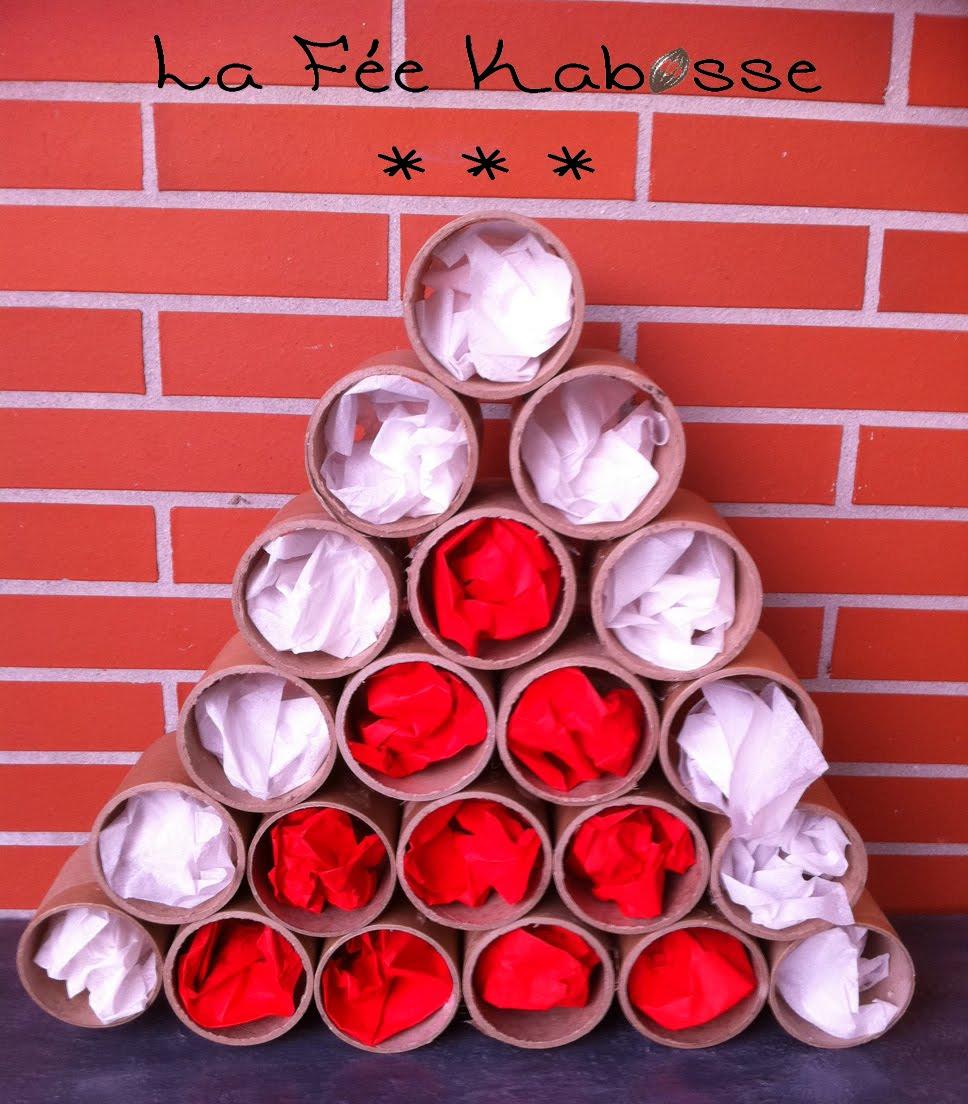 Decoration Noel Poutres