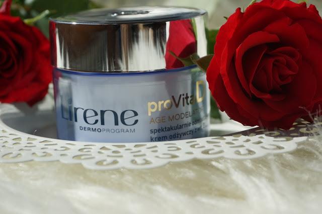 Spektakularne odmłodzenie skóry z kremem ProVitaD Age Modelator Lirene?