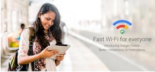 WiFi Gratis Google
