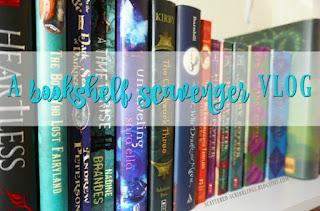 http://scattered-scribblings.blogspot.com/2017/09/a-bookshelf-scavenger-vlog.html