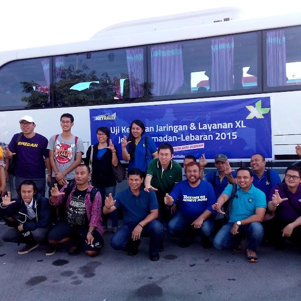 XL Net Rally 2015 , Pekanbaru-Bukittinggi-Padang gas teruss