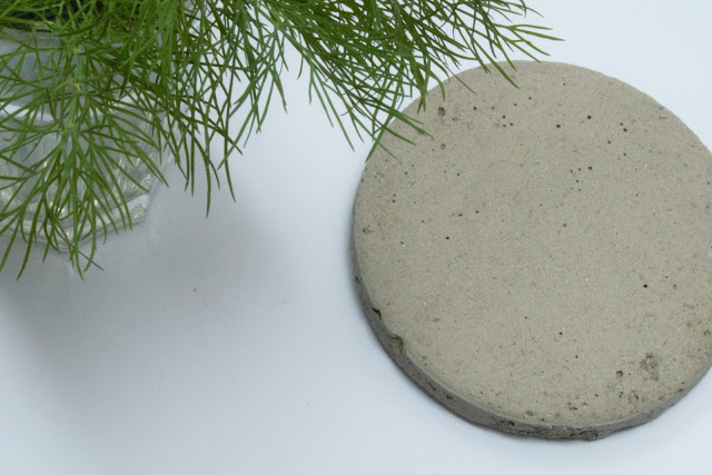 DIY betonové doplňky