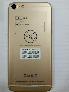 SMILE Z13 Flash File download | MT6580 Stock Firmware File