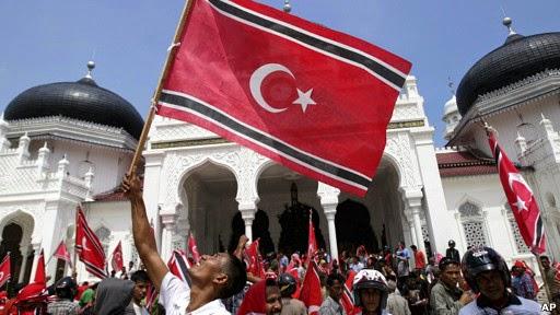 Jakarta Tunggu Kapan Aceh Ubah Bendera GAM