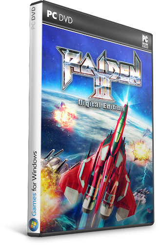 Raiden III Digital Edition PC Full