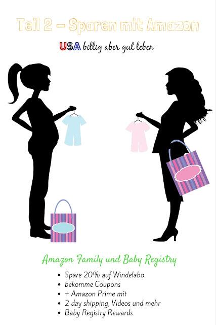 Baby Registry und billige Windeln